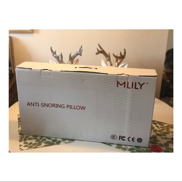 MLILY Other - MLILY Anti-Snoring Pillow
